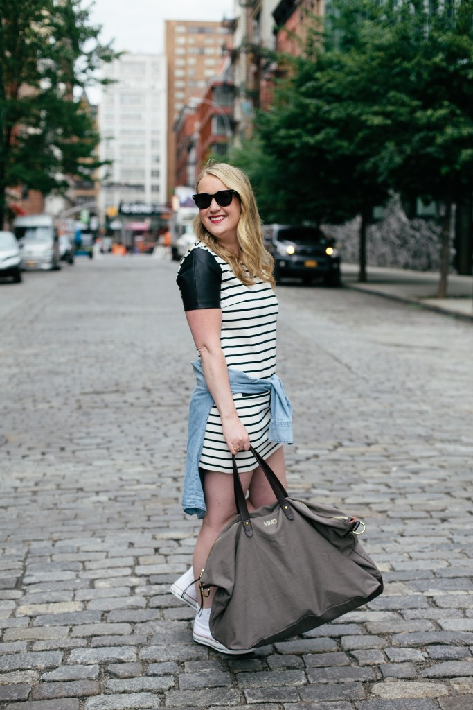 Weekend Travel Style - wit & whimsy