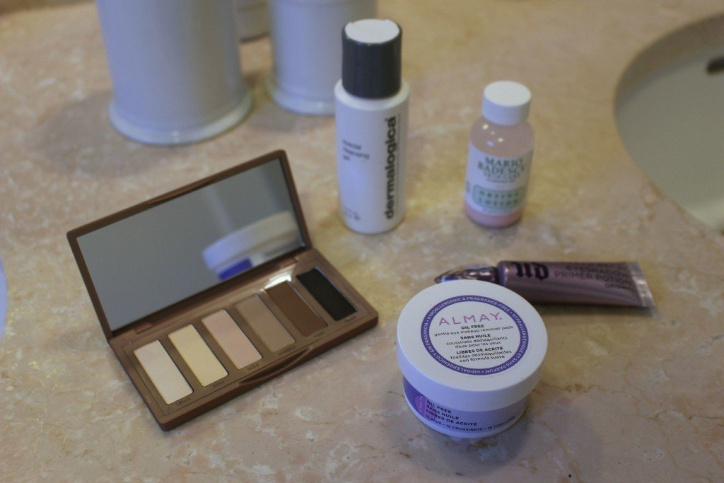 favorite beauty products for travel I wit & whimsy