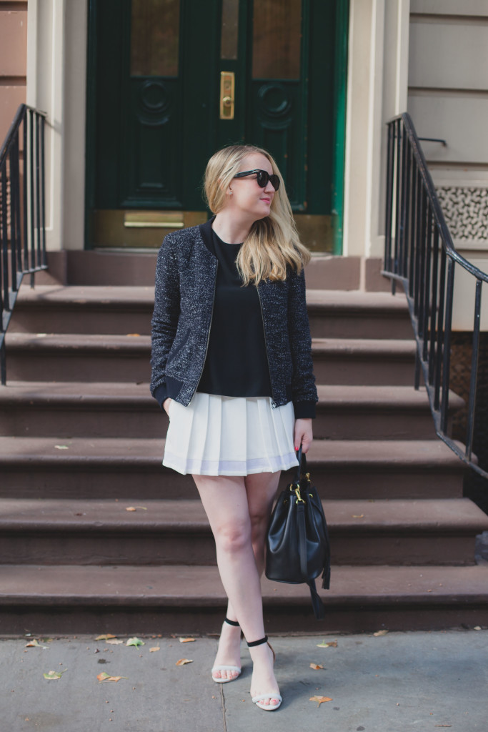 club monaco skort I wit & whimsy