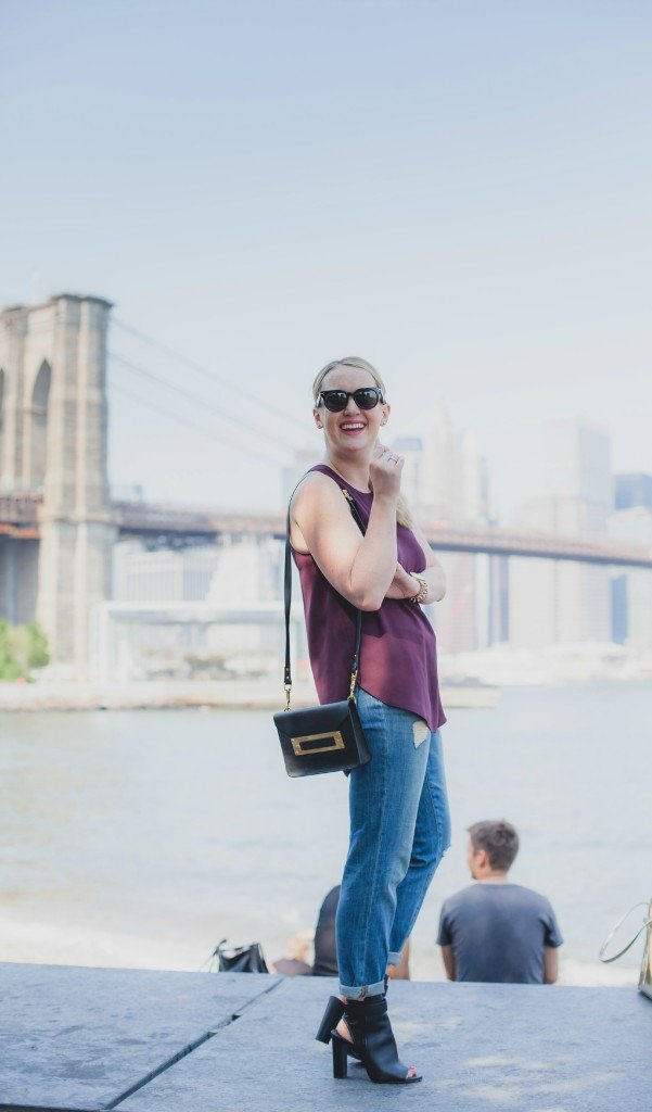 wit & whimsy I dl1961 boyfriend jeans I brooklyn