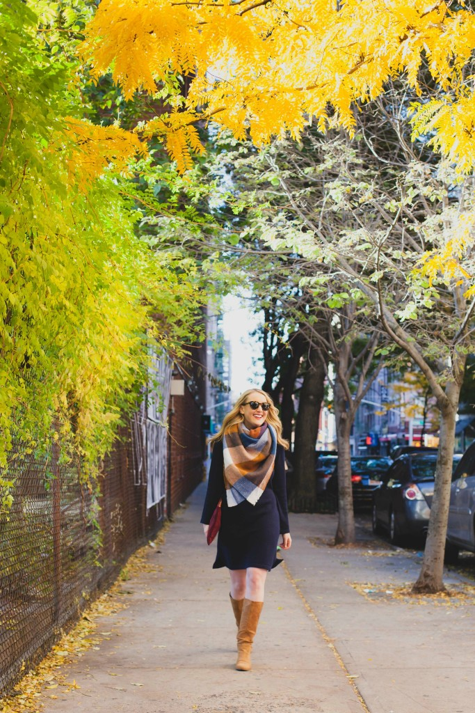 Fall in New York I wit & whimsy