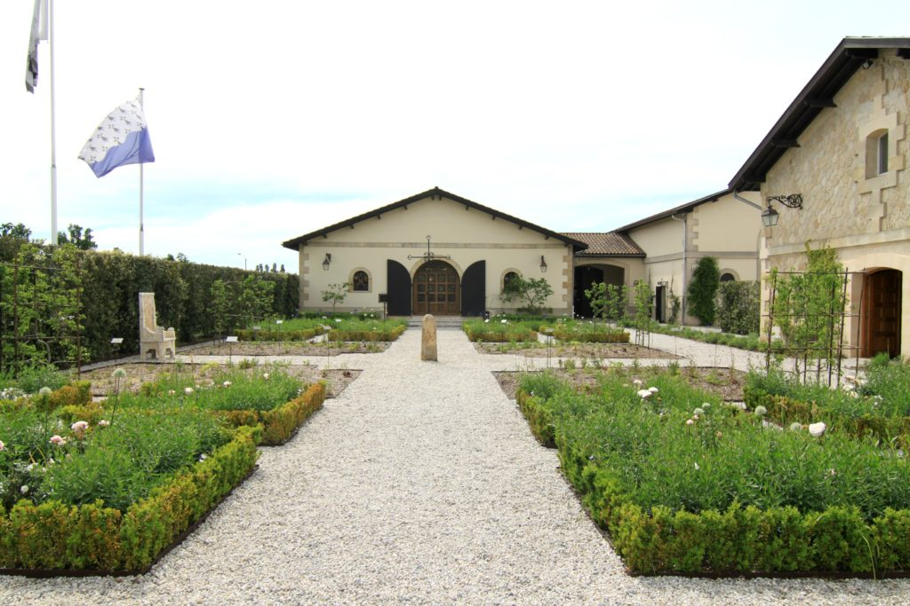 Chateau Pape Clement Winery