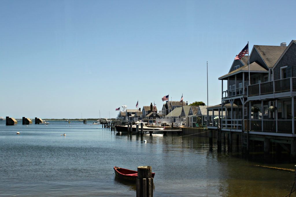 Downtown Nantucket Waterfront