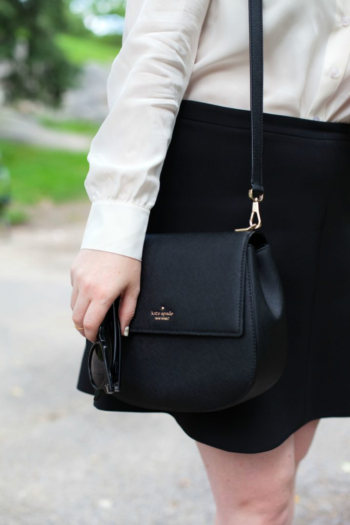 Kate Spade Byrdie Bag in Black