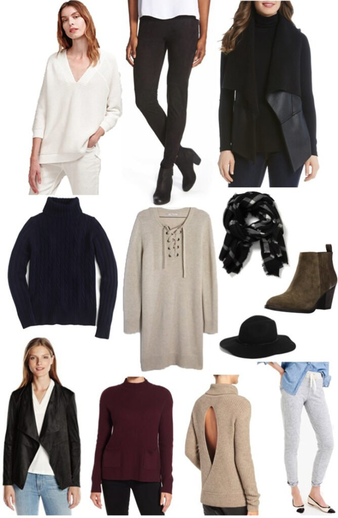 Cozy Fall Pieces All Under $150