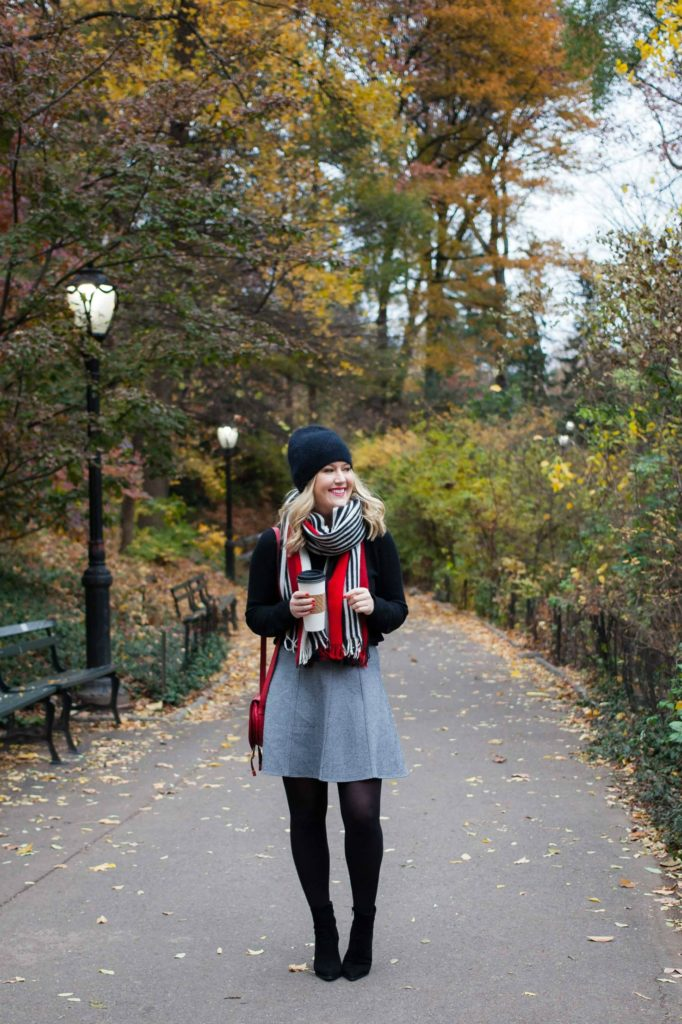 Fall Outfit on wit & whimsy blogger Meghan Donovan