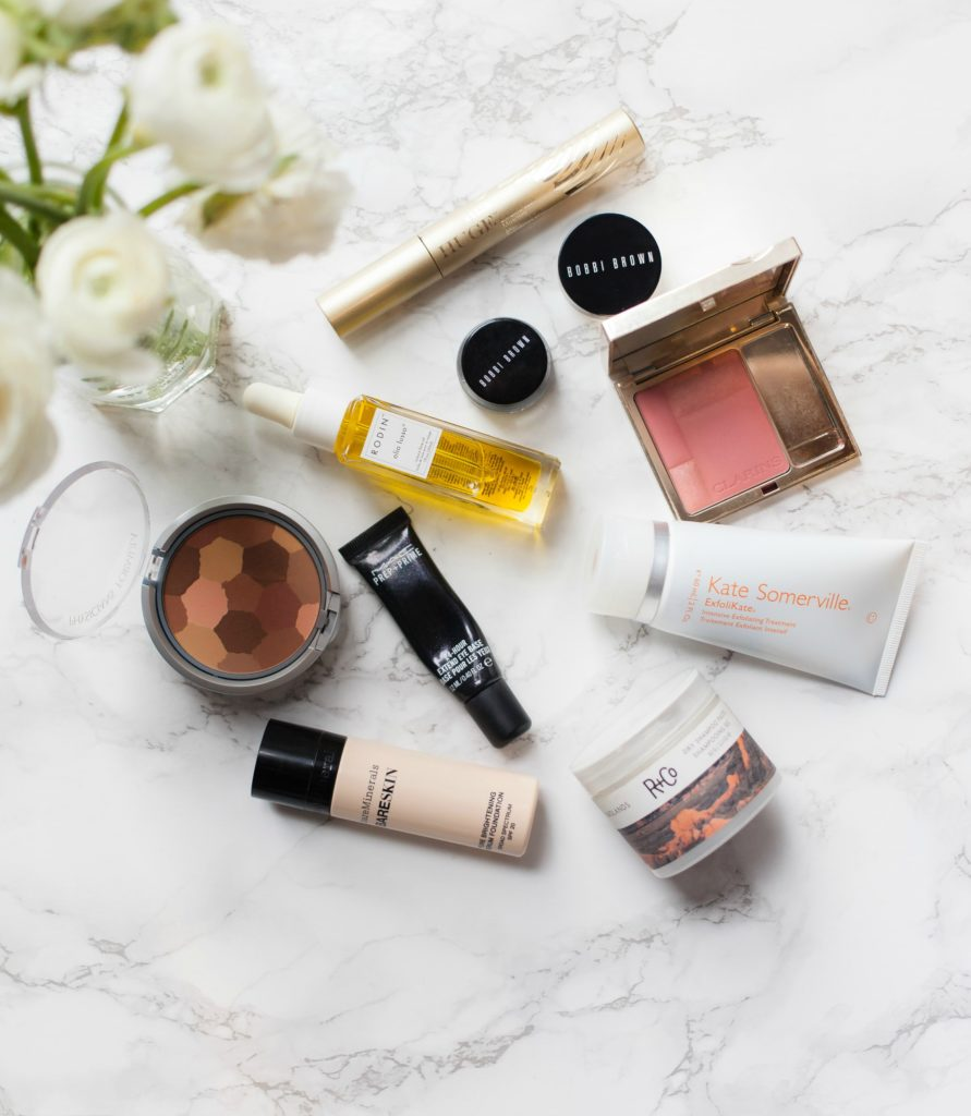 Blogger Meghan Donovan of wit & whimsy shares her Holy Grail Beauty Favorites